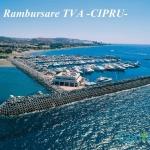 Recuperare TVA extern din CIPRU ( CY)