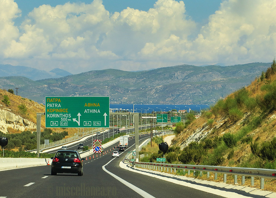 Corint-autostrada