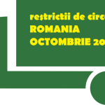 RESTRICTII DE CIRCULATIE ROMANIA OCTOMBRIE